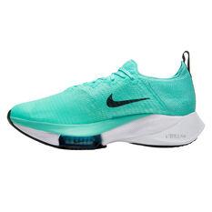 Nike Air Zoom Tempo Next% Mens Running Shoes Blue/Black US 7, Blue/Black, rebel_hi-res