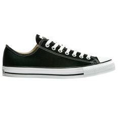 Converse Chuck Taylor All Star Low Casual Shoes Black / White US Mens 7 / Womens 9, Black / White, rebel_hi-res