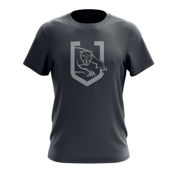 Penrith Panthers Exclusive Tee, Grey, rebel_hi-res