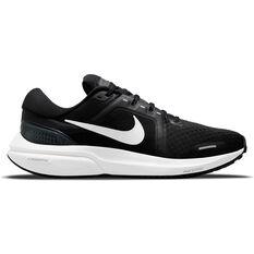 Nike Air Zoom Vomero 16 Mens Running Shoes Black/White US 7, Black/White, rebel_hi-res
