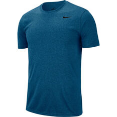 Nike Mens Legend 2.0 Training Tee Green XS, , rebel_hi-res