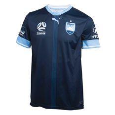 Sydney FC 2018 Mens Alternative Jersey, , rebel_hi-res