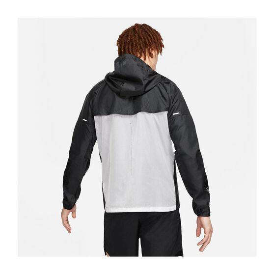 Nike Mens Eluid Kipchoge Windrunner Jacket, Black, rebel_hi-res