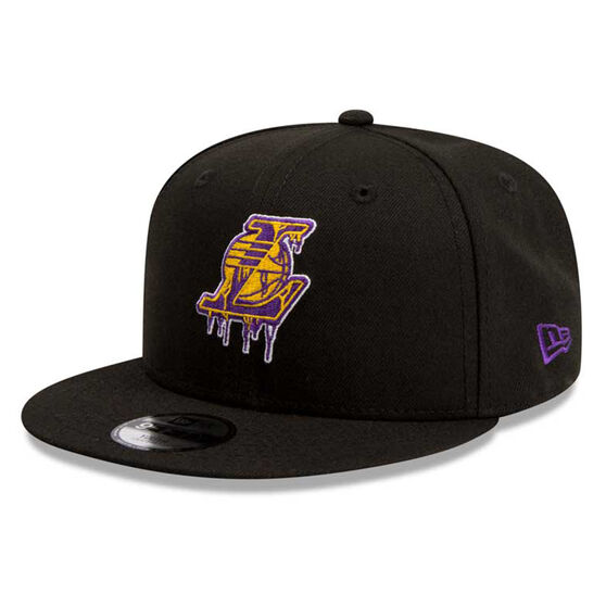 Los Angeles Lakers 2019 Kids New Era Double Dribble 9FIFTY Cap, , rebel_hi-res