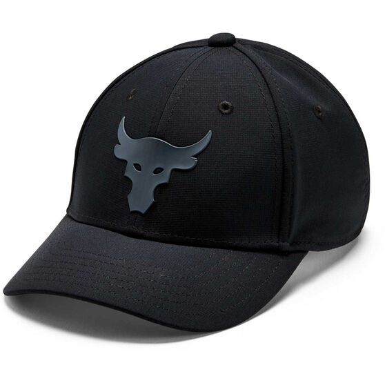 Under Armour Youth Project Rock Cap, , rebel_hi-res
