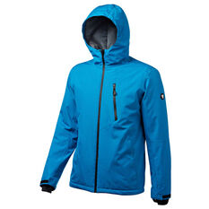 Tahwalhi Mens Everglade Ski Jacket Blue S, Blue, rebel_hi-res
