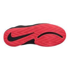 promo code 843a3 e6dd6 ... Nike Team Hustle D 9 Kids Basketball Shoes Black   Pink US 4, Black