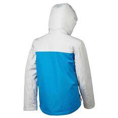 Tahwalhi Boys Boomer Ski Jacket Grey / Blue 4, Grey / Blue, rebel_hi-res