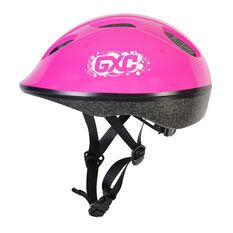 Goldcross Kids Pioneer 2 Bike Helmet Pink XS, Pink, rebel_hi-res