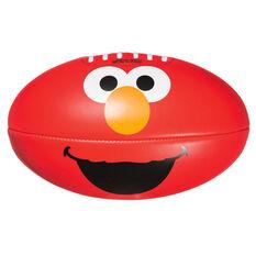 Sherrin Sesame Street Soft Touch Australian Rules Ball, , rebel_hi-res