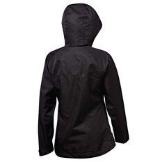 Tahwalhi Womens Sunny Peak Soft Shell Jacket Black 8, Black, rebel_hi-res