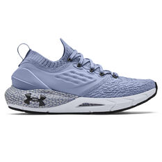 Under Armour HOVR Phantom 2 Womens Running Shoes Blue/Grey US 6, Blue/Grey, rebel_hi-res