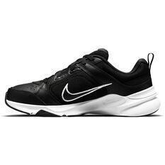 Nike Defy All Day Mens Training Shoes Black US 7, Black, rebel_hi-res