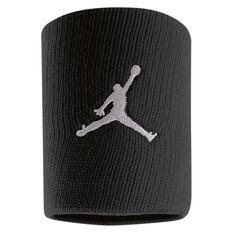 Jordan Jumpman Wristband Black / White OSFA, , rebel_hi-res