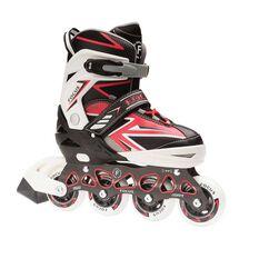 Blade X Focus Adjustable Boys Skates Red S, Red, rebel_hi-res