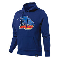 Adelaide Crows 2018 Youth Hoodie, , rebel_hi-res