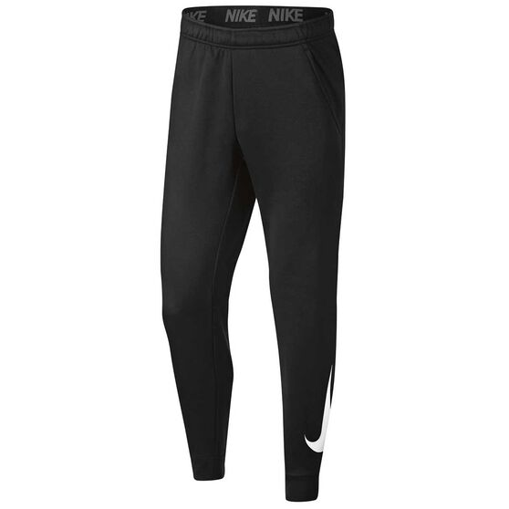 Nike Mens Therma Tapered Training Pants, Black, rebel_hi-res
