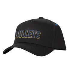 Brisbane Bullets Wordmark Cap, , rebel_hi-res