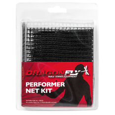Dragonfly Performer Table Tennis Net and Post Set, , rebel_hi-res