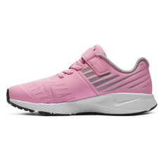 Nike Star Runner Kids Running Shoes Pink / Grey US 11, Pink / Grey, rebel_hi-res