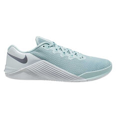 Nike Metcon 5 Womens Training Shoes Blue / White US 6, Blue / White, rebel_hi-res