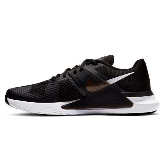 Nike Renew Fusion Mens Training Shoes, Black / White, rebel_hi-res