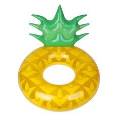 Sunnylife Pineapple Pool Ring, , rebel_hi-res