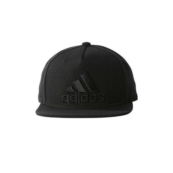 137c162af9f adidas Boys Flat - Brim Cap Black OSFA