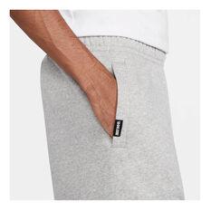 Nike Mens Sportswear Just Do It Fleece Shorts, Grey, rebel_hi-res