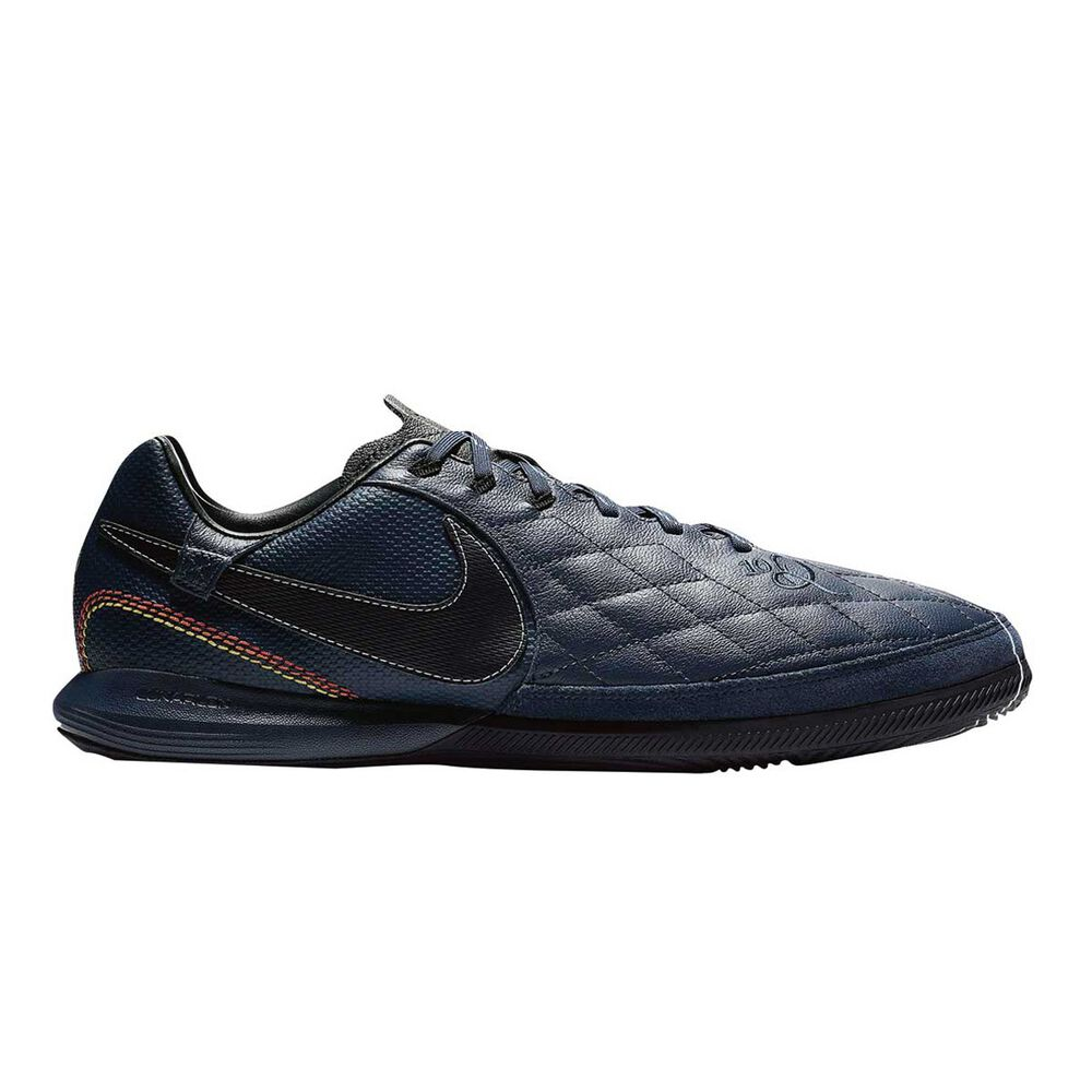 510201aacadb Nike TiempoX Finale 10R IC Mens Football Boots Navy / White US 10 Adult,  Navy
