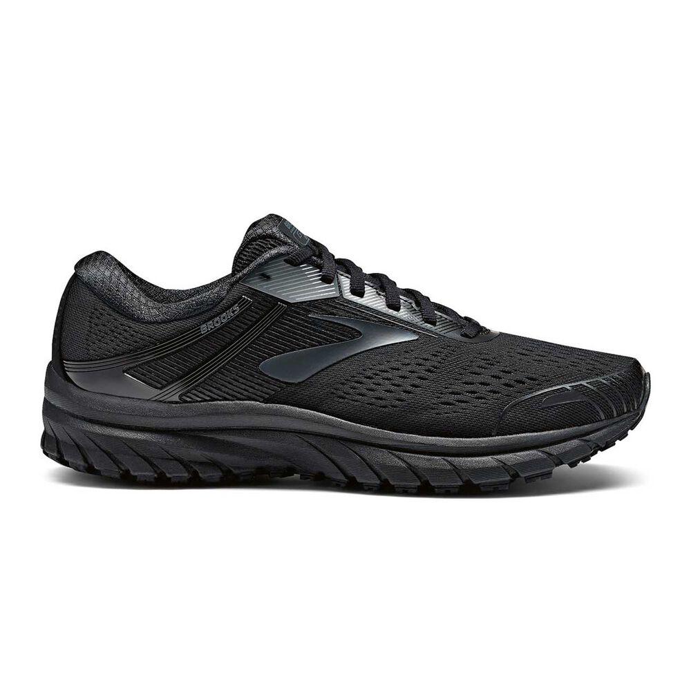 5852b1342f5 Brooks Adrenaline GTS 18 Mens Running Shoes Black   Black US 9 ...