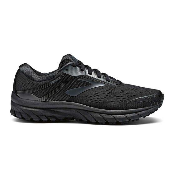 eee0277adc63 Brooks Adrenaline GTS 18 Mens Running Shoes Black   Black US 9.5 ...