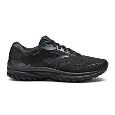Brooks Adrenaline GTS 18 Womens Running Shoes Black US 6, Black, rebel_hi-res