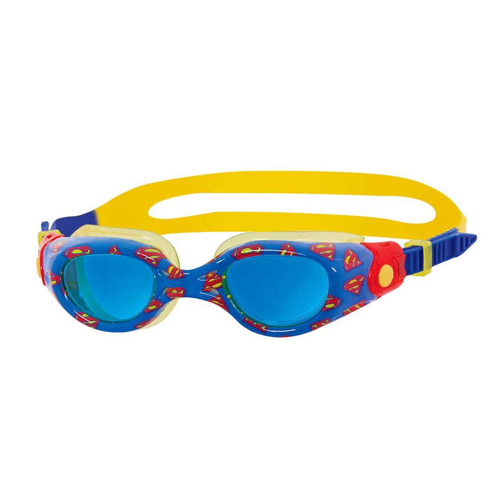 50894afa1 Zoggs Superman Junior Swim Goggles, , rebel_hi-res