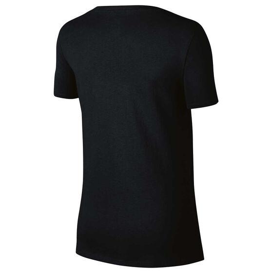 Nike Womens Sportswear Tee, Black, rebel_hi-res