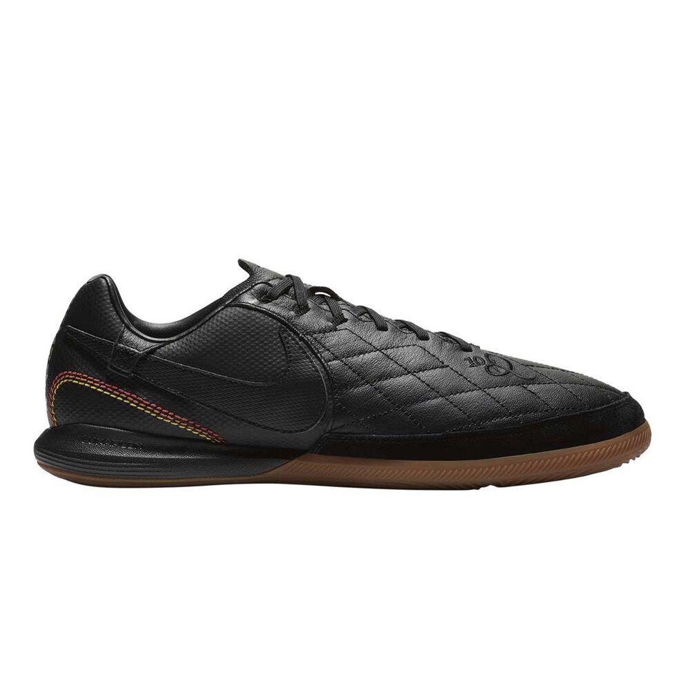 1d054dac8eb91 Nike TiempoX Finale 10R IC Mens Football Boots Black   White US 8.5 Adult