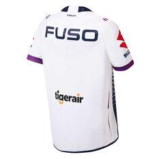 Melbourne Storm 2019 Mens Away Jersey White / Purple S, White / Purple, rebel_hi-res