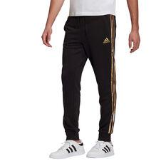 adidas Mens Essential Camo Pants Black XS, Black, rebel_hi-res
