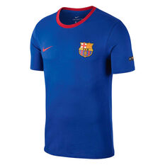 FC Barcelona Mens Crest Tee, , rebel_hi-res