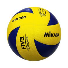Mikasa MVA300 Pro Indoor Volleyball 5, , rebel_hi-res