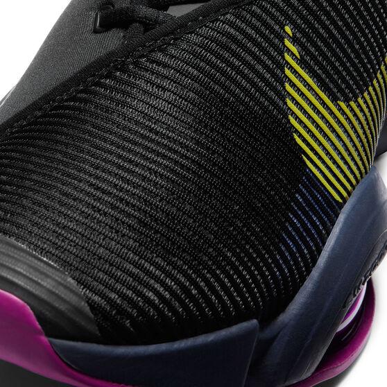 Nike Air Zoom SuperRep 2 Womens Training Shoes, Black/Red, rebel_hi-res