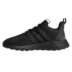 adidas Questar Flow Kids Running Shoes Black US 11, Black, rebel_hi-res
