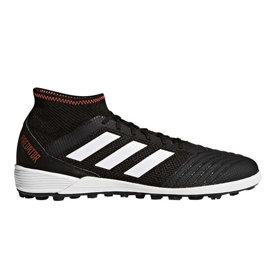 adidas Predator Tango 17.3 Mens Turf Boots Black / White US 12, Black / White, rebel_hi-res