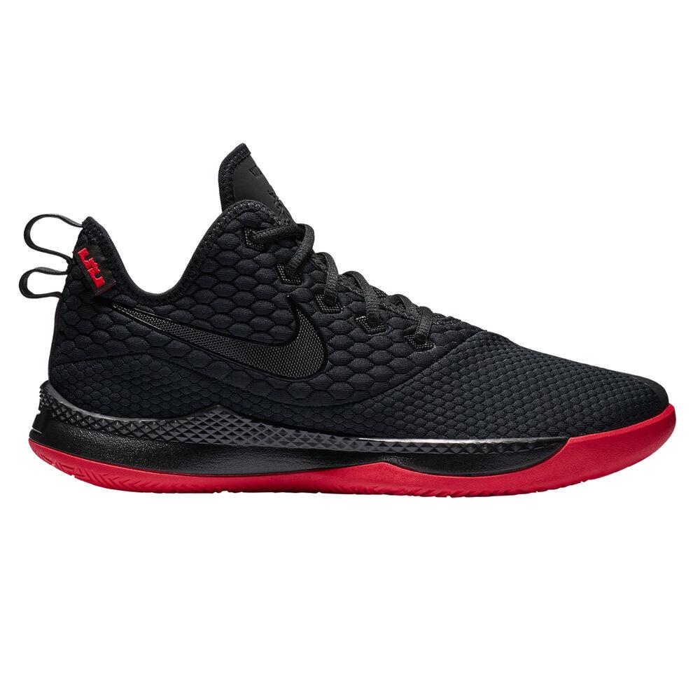 648f543d77ff5 Nike LeBron Witness III Mens Basketball Shoes