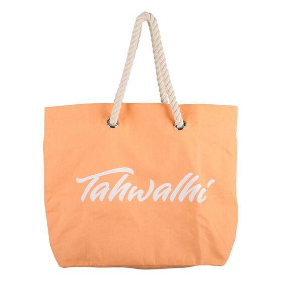 Tahwalhi Canvas Tote Beach Bag, , rebel_hi-res