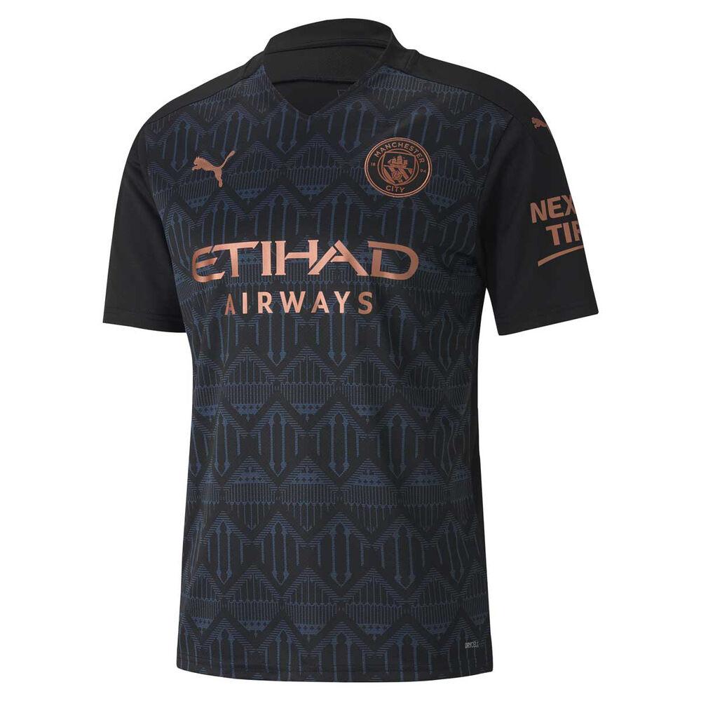 Manchester City FC 2020/21 Mens Away Jersey   Rebel Sport