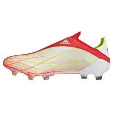 adidas X Speedflow + Football Boots Red/Black US Mens 7 / Womens 8, Red/Black, rebel_hi-res