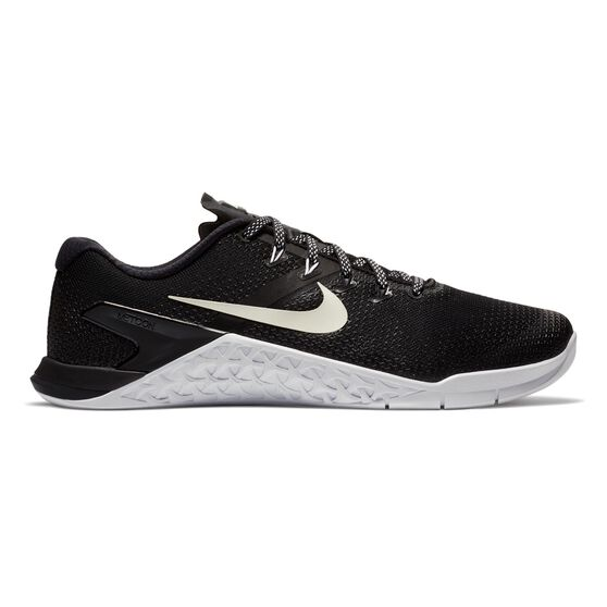 6de5eb50bff7 Nike Metcon 4 Mens Training Shoes Black   White US 12