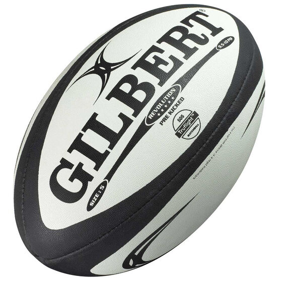 Gilbert Revolution X Rugby Ball, , rebel_hi-res