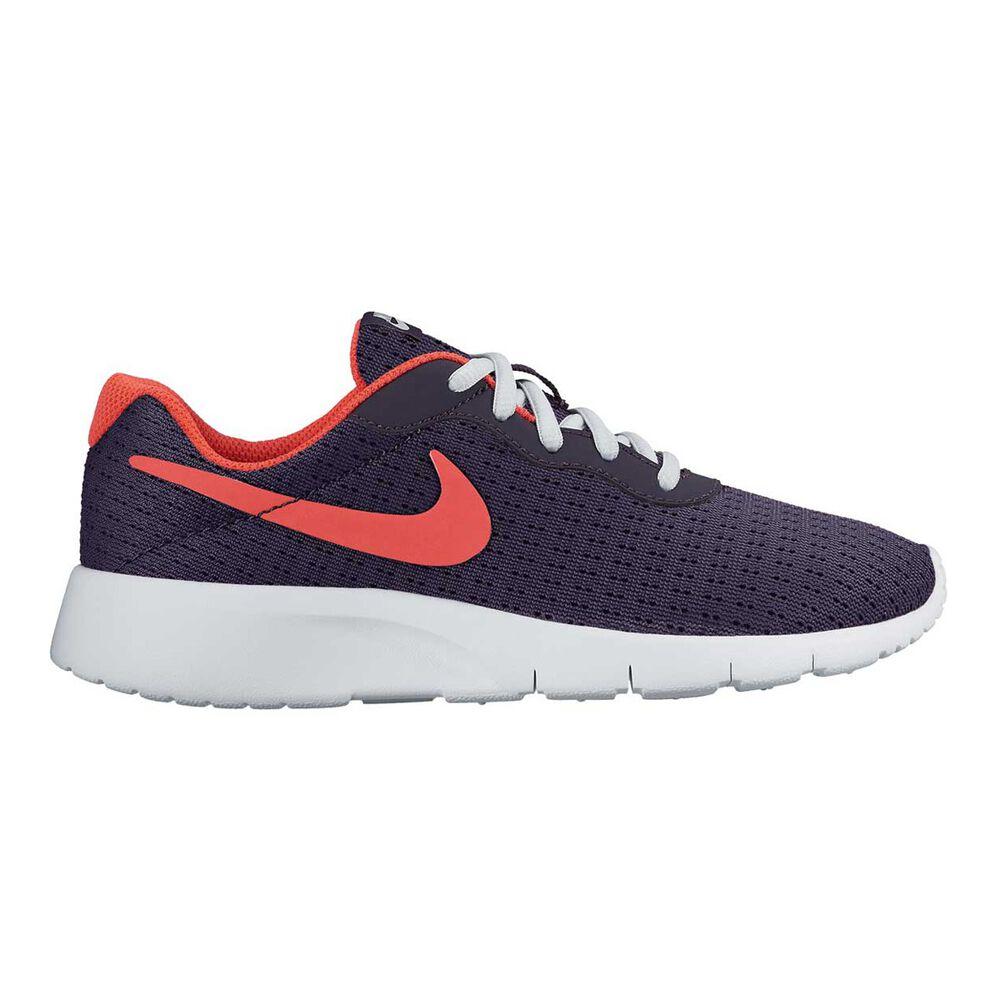 premium selection ee3a7 517bd Nike Tanjun Girls Casual Shoes Purple   pink US 7, Purple   pink, rebel hi